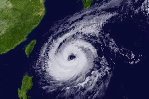 台风知识简介:由来、命名、形成、分布、危害